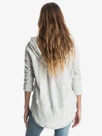 Good Vibrations - Hooded Long Sleeve Top for Women  ERJKT03157