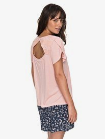 All About Sun - Short Sleeve Top for Women  ERJKT03355