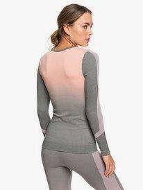 Artic Tracks - Technical Long Sleeve Top for Women  ERJKT03586