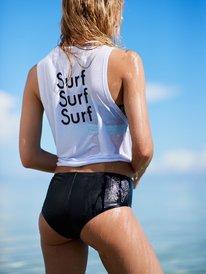 Take Me To The Water - UPF 50 Sleeveless Sports Top for Women  ERJKT03626
