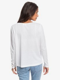 Follow The Sea Level - Long Sleeve Top for Women  ERJKT03655