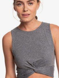 Sun Might Shine - Cropped Sports Vest Top for Women  ERJKT03665