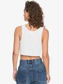 Summer Feeling - Cropped Vest Top for Women  ERJKT03671