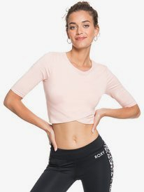 Honolulu My Love - Cropped Sports Top for Women  ERJKT03714