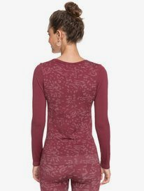 Make My Way - Long Sleeve Base Layer Top for Women  ERJKT03718