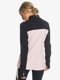 Freed From Desire - Half-Zip Fleece for Women  ERJKT03719