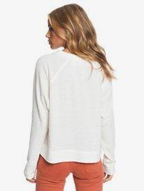 Take It Home - Cosy Waffle Knit Sweatshirt for Women  ERJKT03721