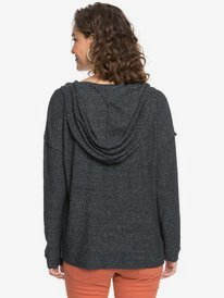 Lovely Life - Long Sleeve Poncho Hoodie for Women  ERJKT03735