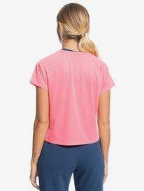 Sunset Temptation - Technical Sports T-Shirt for Women  ERJKT03779