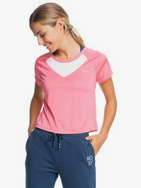 Sunset Temptation - Technical Sports T-Shirt for Women  ERJKT03779