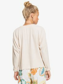 Cozy Day - Long Sleeve Rib Knit Top for Women  ERJKT03795