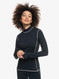 So Close To Me - Long Sleeve Polo Neck for Women  ERJKT03813