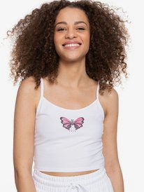 Kelia Fly Girl - Cropped Top for Women  ERJKT03835