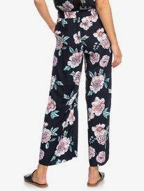 Midnight Avenue - Wide Leg Viscose Trousers for Women  ERJNP03227