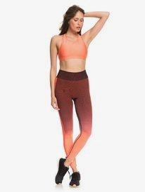 Artic Tracks - Technical Base Layer Leggings for Women  ERJNP03258