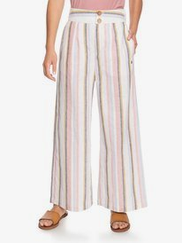 Sailing Trip - Wide Leg Trousers for Women  ERJNP03335