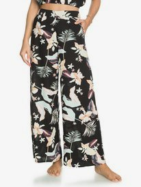 Midnight Avenue - Viscose Trousers for Women  ERJNP03358