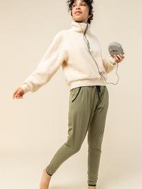 Love Aint Enough - Yoga Trousers for Women  ERJNP03395