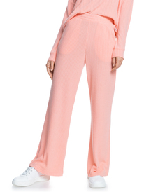 Comfy Place - Cosy Rib Trousers for Women  ERJNP03410