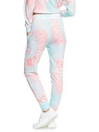 Current Mood Tie Dye - Cosy Trousers for Women  ERJNP03413