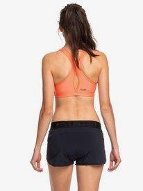 "Seasons Run 3"" - Technical Workout Shorts for Women  ERJNS03229"