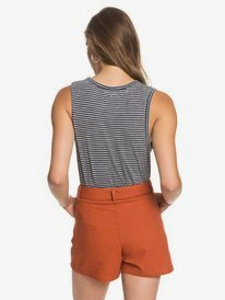 Trust And Smile - High Waist Shorts for Women  ERJNS03291
