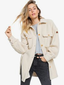 Over And Out - Shirt Jacket for Women  ERJPF03090
