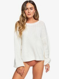 Lost In The Place - Bell Sleeve Jumper  ERJSW03329