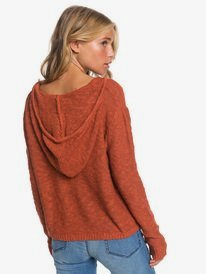 Shades Of Cool - Hoodie Poncho Jumper for Women  ERJSW03403