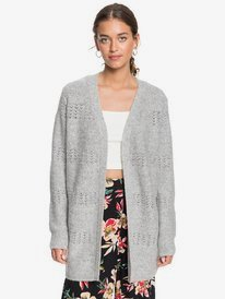 Take The Key - Longline Cardigan for Women  ERJSW03412