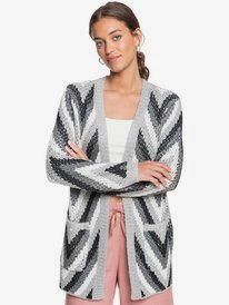 Pure Shores - Longline Cardigan for Women  ERJSW03413