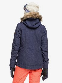 Meade Denim - Snow Jacket for Women  ERJTJ03243