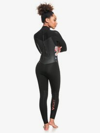 3/2mm Syncro - Back Zip Wetsuit for Women  ERJW103052