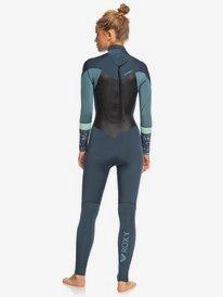 4/3mm Syncro - Back Zip Wetsuit for Women  ERJW103054