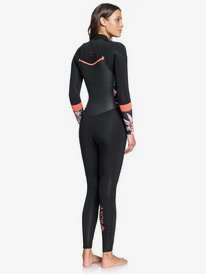 4/3mm Syncro - Chest Zip Wetsuit for Women  ERJW103055