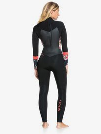 5/4/3mm Syncro GBS - Back Zip Wetsuit for Women  ERJW103056
