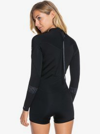 2/2mm Syncro - Back Zip Long Sleeve Springsuit for Women  ERJW403024