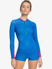 1.5mm POP Surf - Long Sleeve Front Zip Springsuit for Women  ERJW403028