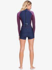 1.5mm Rise Collection - Back Zip Springsuit for Women  ERJW403036