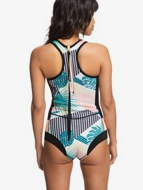 1mm POP Surf - Back Zip Bikini Cut Shorty for Women  ERJW603015