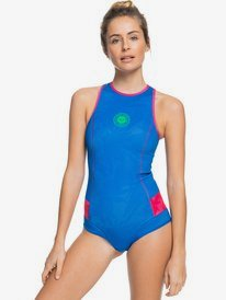 1mm POP Surf - Bikini Cut Back Zip Springsuit for Women  ERJW603017