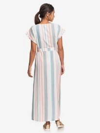 Furore Lagoon - Short Sleeve Maxi Dress for Women  ERJWD03372