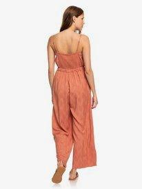 Feel The Retro Spirit - Strappy Flared Jumpsuit for Women  ERJWD03401