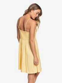 Sun May Shine - Strappy Buttoned Dress  ERJWD03422