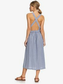 Summer Transparency - Strappy Midi Dress  ERJWD03423