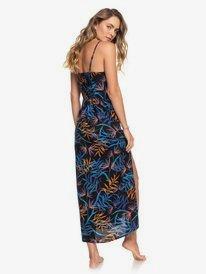 Capri Sunset - Strappy Maxi Dress  ERJWD03437