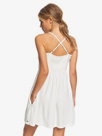 New Silver Light - Strappy Dress for Women  ERJWD03462
