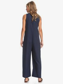 Technicolor Life - Sleeveless Ankle Length Jumpsuit for Women  ERJWD03492