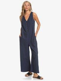 Technicolor Life - Sleeveless Ankle Length Jumpsuit for Women  ERJWD03492