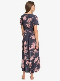 Bright Daylight - Short Sleeve Maxi Dress for Women  ERJWD03495